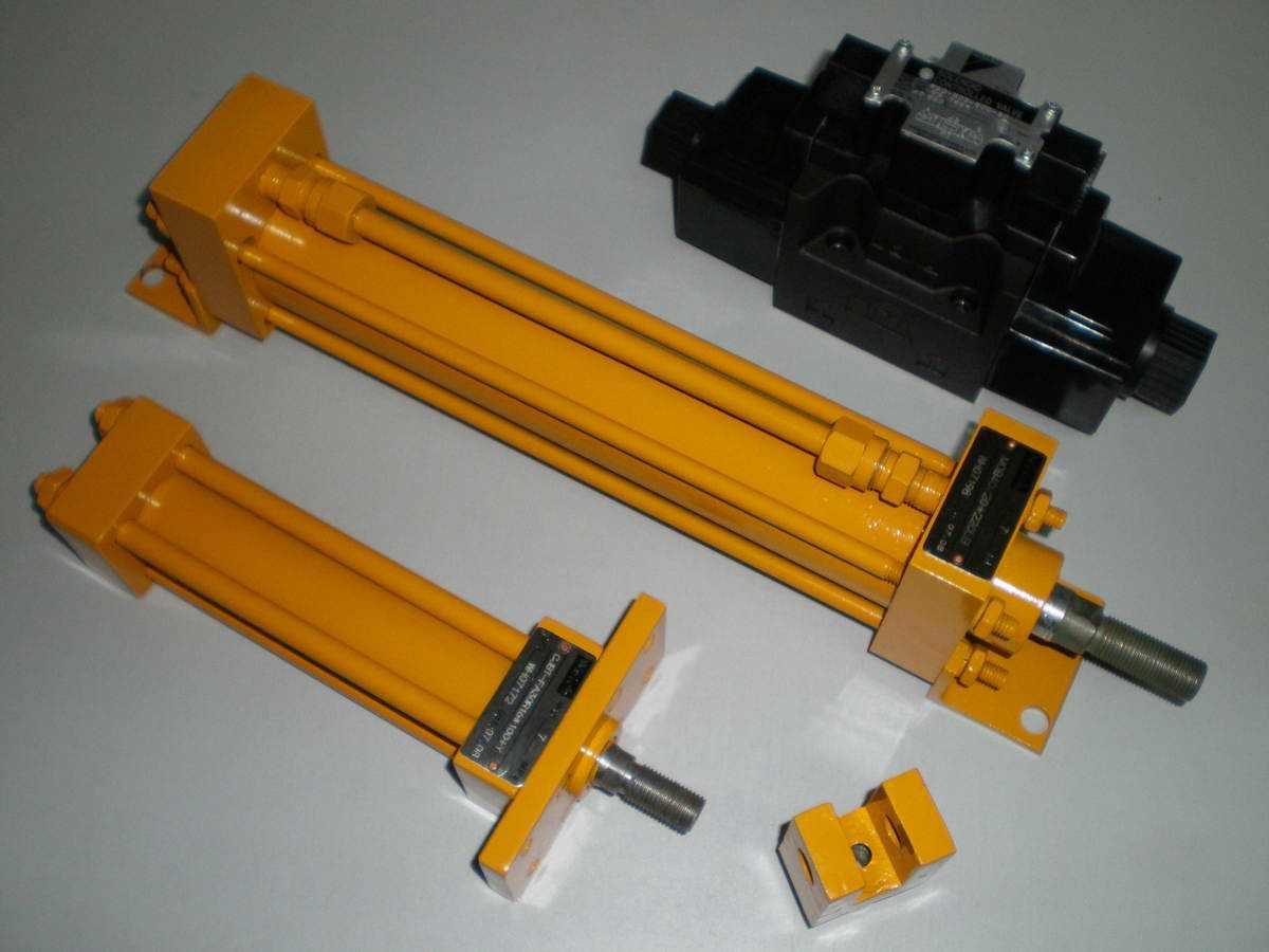 刮板输送机液压缸