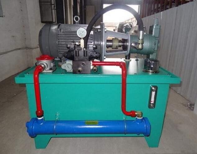 油冷机液压站