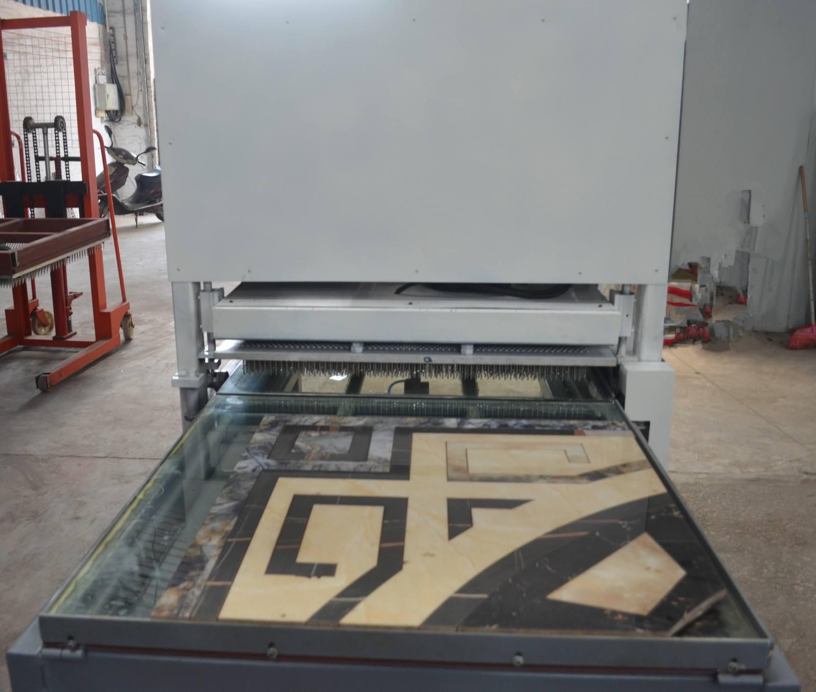 石材机械液压系统