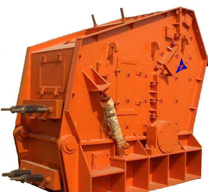 矿山破碎机液压系统